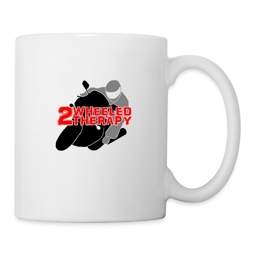 2 Wheeled Thereapy - Coffee/Tea Mug