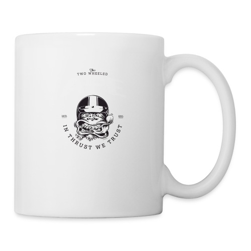 The_Two_Wheeled_Ape_Full_Throttle - Coffee/Tea Mug