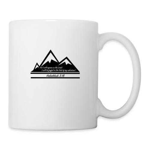 Habakkuk 3:18 - Coffee/Tea Mug