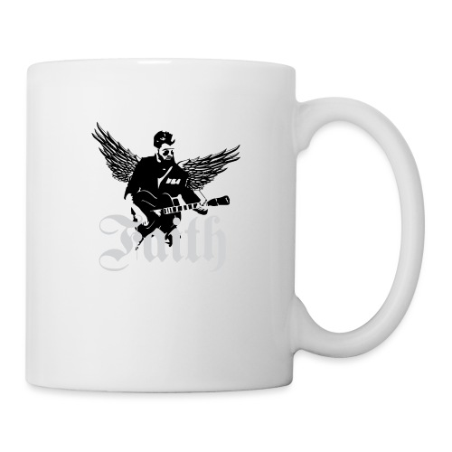faithwings png - Coffee/Tea Mug