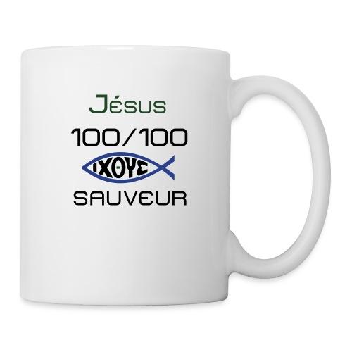 jesus100 - Coffee/Tea Mug