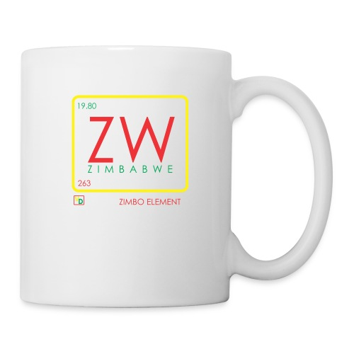ZIMBO ELEMENT RATSA - Coffee/Tea Mug