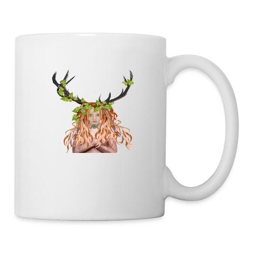 Female Green Woman - Coffee/Tea Mug