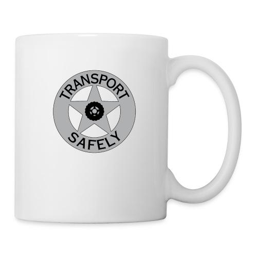 Transport Safely Logo - Coffee/Tea Mug