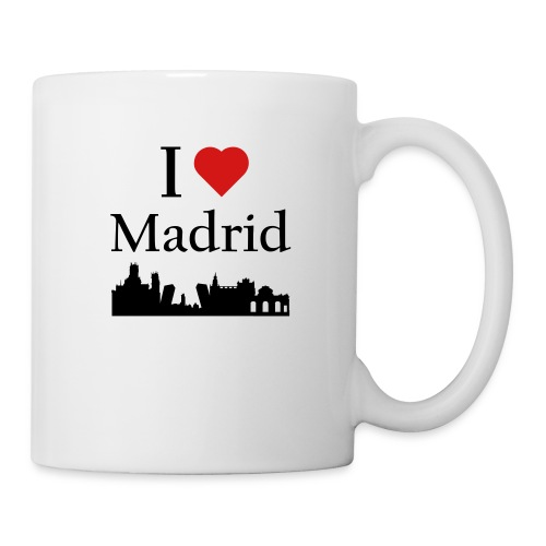 I Love Madrid - Coffee/Tea Mug