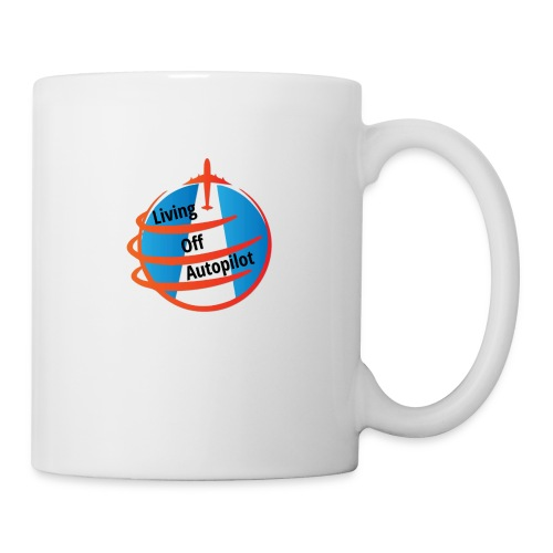 Living Off Autopilot - Coffee/Tea Mug