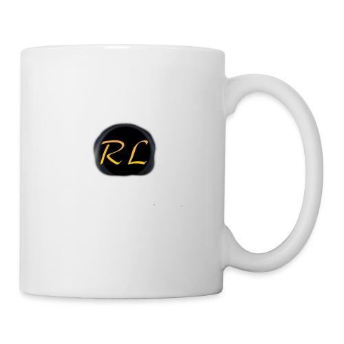 First ever logo - Coffee/Tea Mug