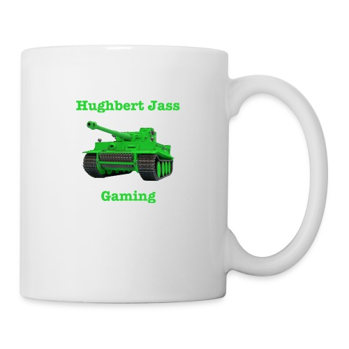 HughbertJassGamingTiger - Coffee/Tea Mug