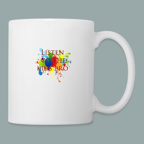 listen to the kids - Coffee/Tea Mug
