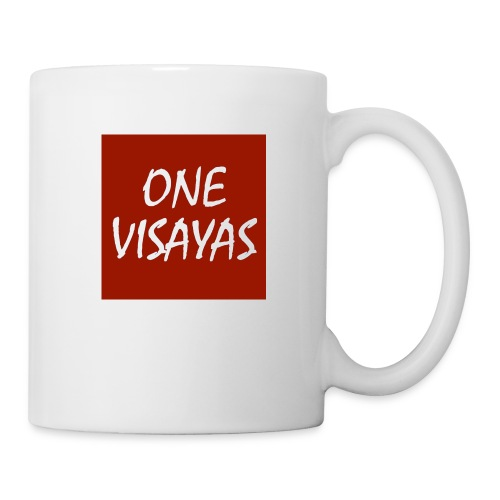 ONEVisayas Logo - Coffee/Tea Mug