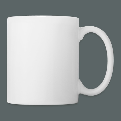 UmumiHead-White - Coffee/Tea Mug