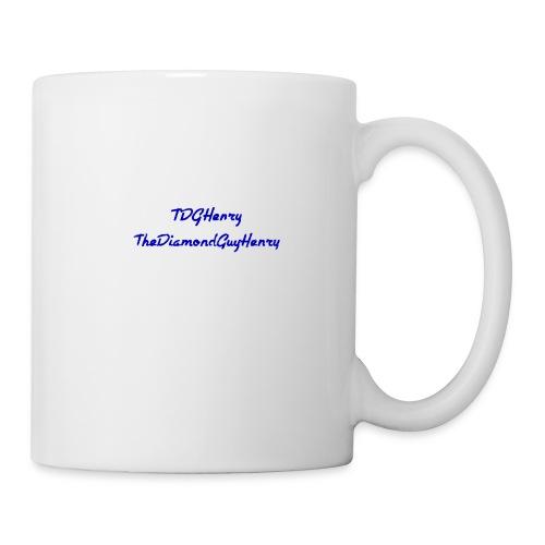 TDGHenryTheDiamondGuyHenry - Coffee/Tea Mug