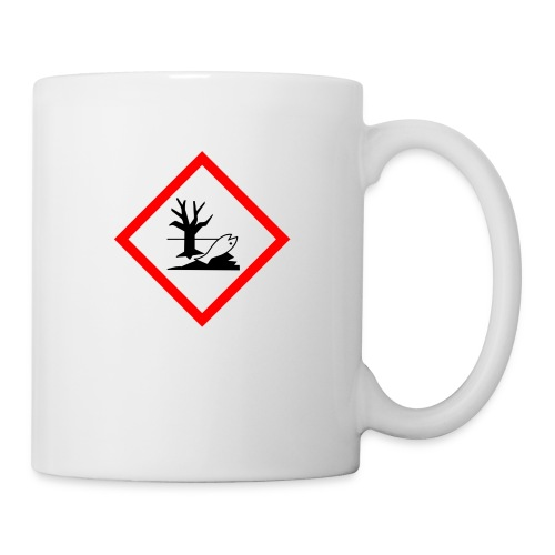 danger for the environment - Coffee/Tea Mug