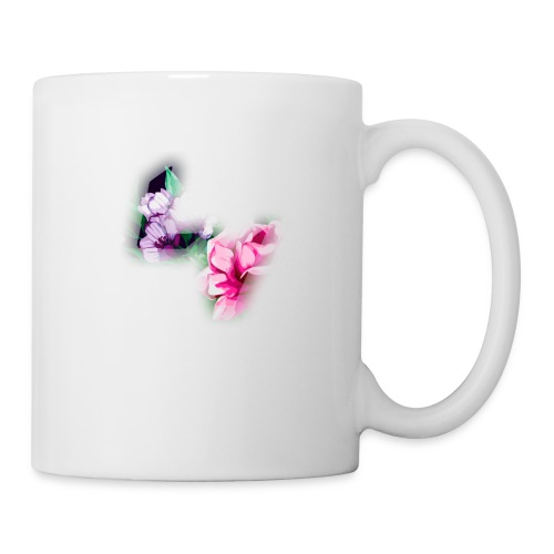 Floral Logo - Coffee/Tea Mug
