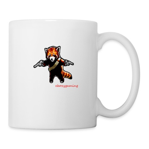 ebozygaming signature T-SHIRT - Coffee/Tea Mug