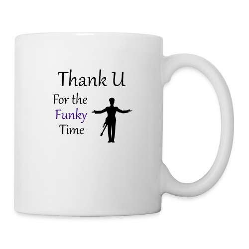 Prince - Darling Nikki Thank U for a Funky Time - Coffee/Tea Mug