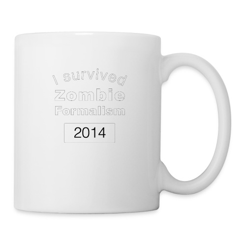 Zombie Formalism 2014 - Coffee/Tea Mug