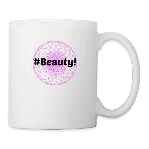 #beauty - Coffee/Tea Mug
