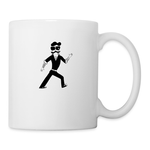 The Famous Mr Warrior - Coffee/Tea Mug