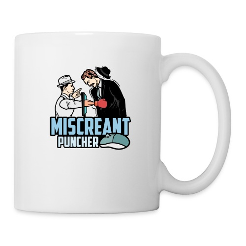 Miscreant puncher - Coffee/Tea Mug