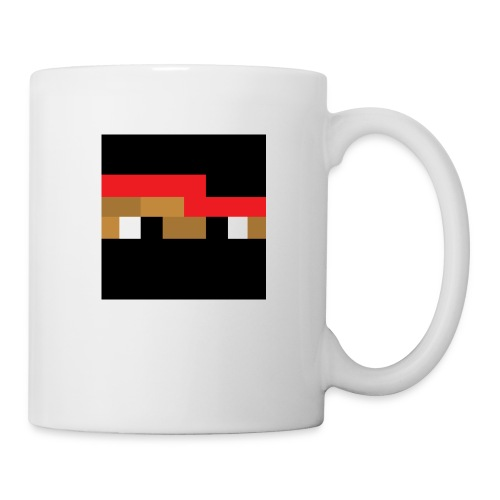 Neenja Face - Coffee/Tea Mug