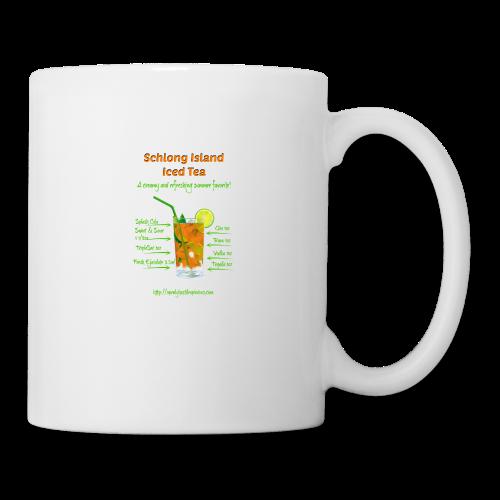 Schlong Island Iced Tea - Coffee/Tea Mug