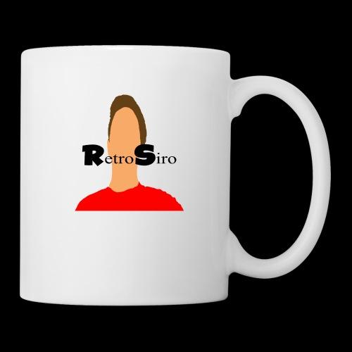 RetroSiro face - Coffee/Tea Mug