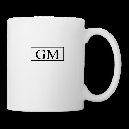 gamister_shirt_design_1_back - Coffee/Tea Mug