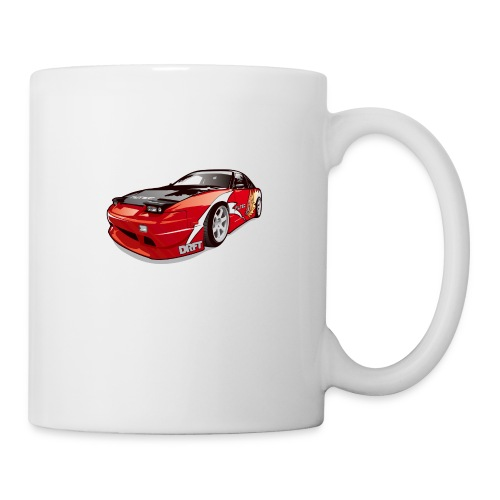 cars drift - Coffee/Tea Mug