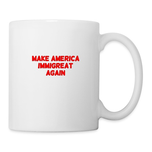 ImmiGREAT - Red - Coffee/Tea Mug