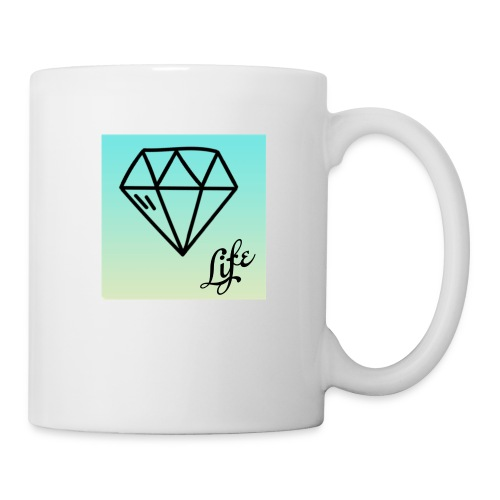 diamond life - Coffee/Tea Mug