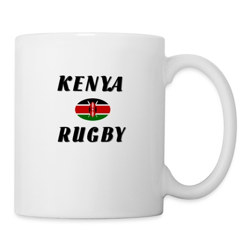 Kenya rugby - Coffee/Tea Mug
