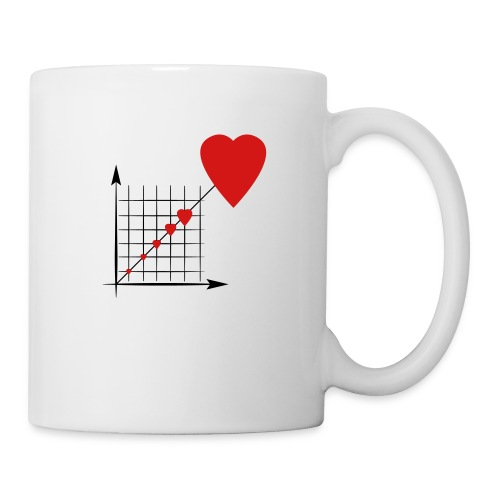 Love Diagram - Coffee/Tea Mug