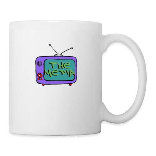Themedia Logo - Coffee/Tea Mug