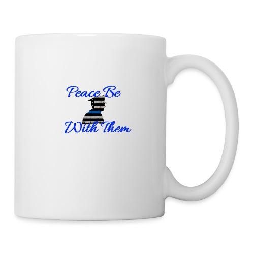 Peace Be With Them - Coffee/Tea Mug