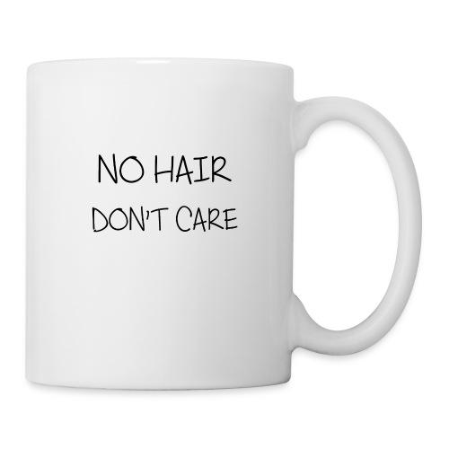 no hair don t care - Coffee/Tea Mug