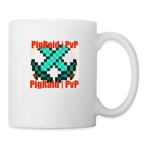 PigRaid Custom Logo - Coffee/Tea Mug