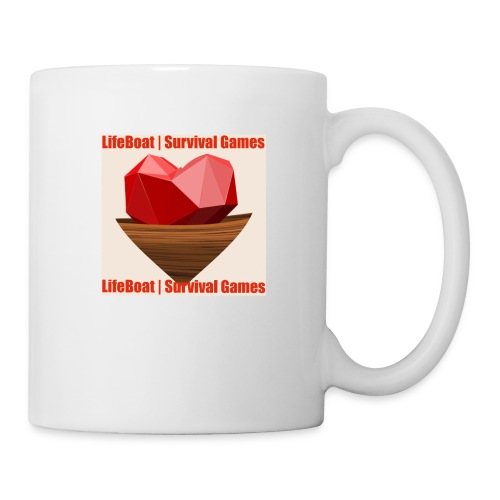 LifeBoat Custom Logo - Coffee/Tea Mug