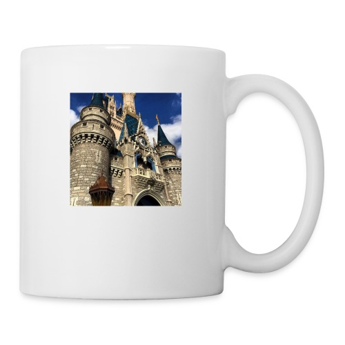 Cinderella's Castle - Coffee/Tea Mug