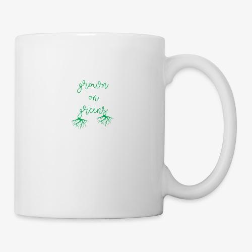 Grown on greens - Coffee/Tea Mug