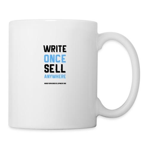 Write Once Sell Anywhere - Coffee/Tea Mug