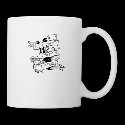 DOGS - Coffee/Tea Mug