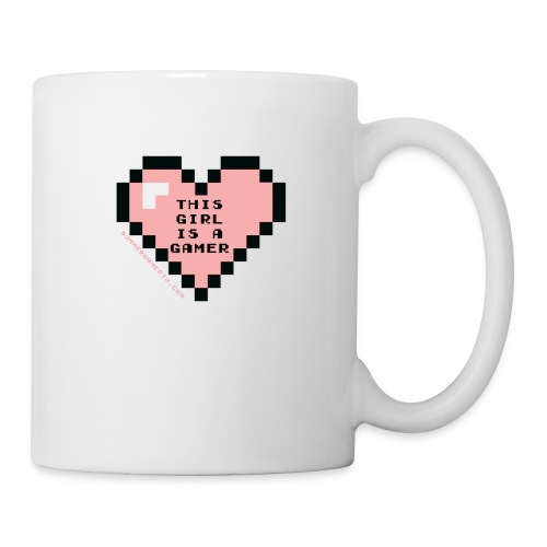summergamertv t shirt pink black 01 - Coffee/Tea Mug
