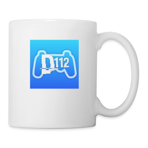 D112gaming logo - Coffee/Tea Mug