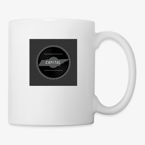 CAPITAL LOGO - Coffee/Tea Mug