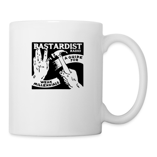 Bastardist Radio Block - Coffee/Tea Mug