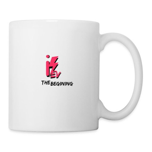 iKev: The Beginning - Coffee/Tea Mug