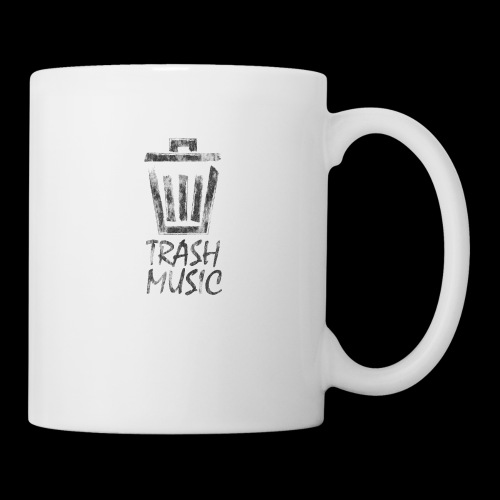 Grey Trash Logo - Coffee/Tea Mug