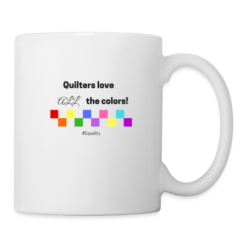 Love Color - Coffee/Tea Mug