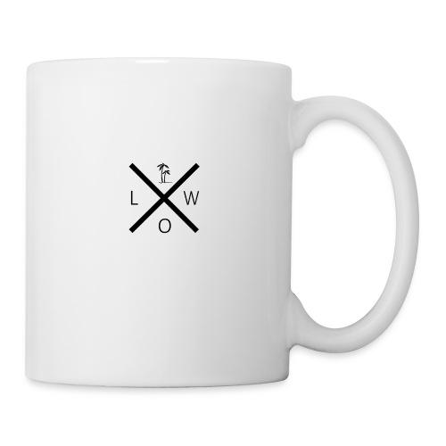 X Logo - Coffee/Tea Mug